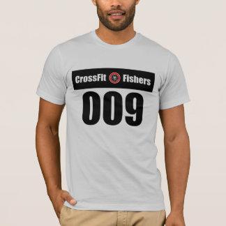 Los pescadores, juego tienen gusto de la camiseta