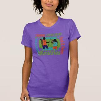Los pescadores originales de las mujeres de la camisetas