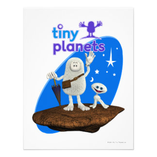Los planetas minúsculos Bing y Bong Comunicados Personales