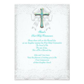 Los primeros 1ros chicas de la comunión santa invitaciones personales