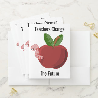 Los profesores cambian las carpetas futuras de la