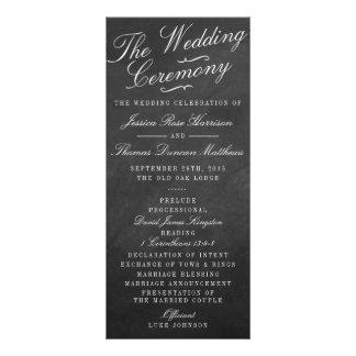 Los programas de la colección del boda de la lonas publicitarias