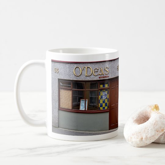 Los Pubs de Irlanda asaltan el Pub Ennis de O'Dea Taza De Café