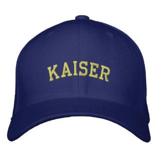Los pumas de Kaiser cupieron el gorra Gorras De Béisbol Bordadas