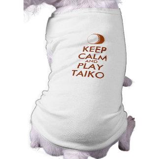 Los regalos de Taiko guardan personalizado del