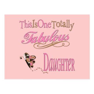 Los regalos más grandes del mundo para las hijas postal