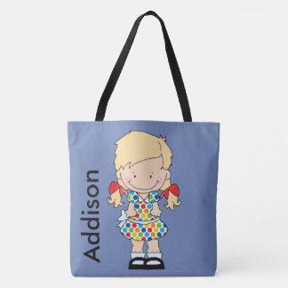 Los regalos personalizados de Addison Bolso De Tela
