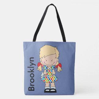 Los regalos personalizados de Brooklyn Bolso De Tela