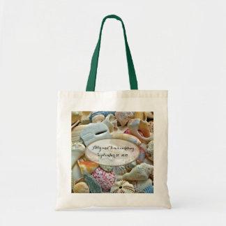 Los Seashells personalizaron el bolso del regalo Bolsa Tela Barata