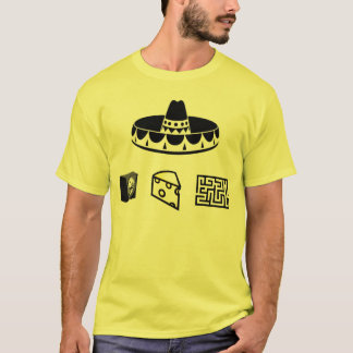 Los Strobelight Cheesemaze Camiseta