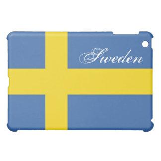 Los suecos Bandera-Personalizan el texto