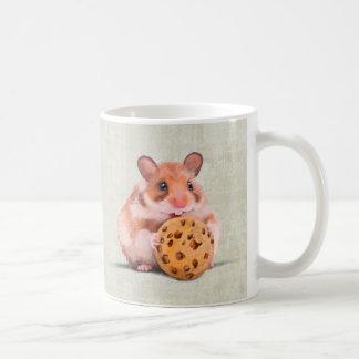 Los sueños dulces se hacen del chocolate taza de café