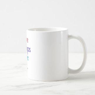 Los triunfos del amor odian el triunfo anti taza de café