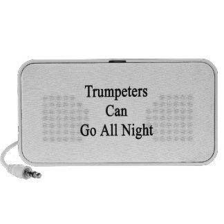 Los trompetistas pueden ir toda la noche PC altavoces