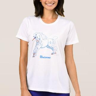 Los unicornios, me atrevo a creer la camisa