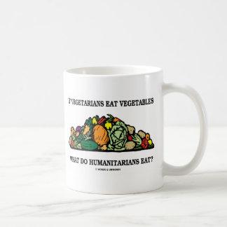 Los vegetarianos comen verduras qué hacen a taza clásica