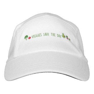Los Veggies ahorran el gorra corriente del día