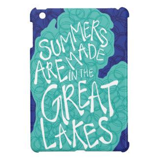 Los veranos se hacen en los Great Lakes - azul