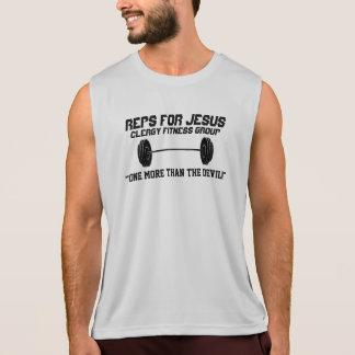 Los viajantes para la camiseta de Jesús - Exorcise