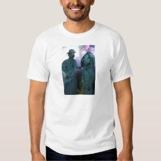 los viajeros interes camiseta