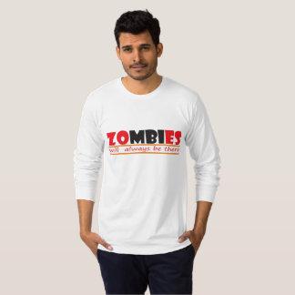 los zombis quieren siempre la camisa