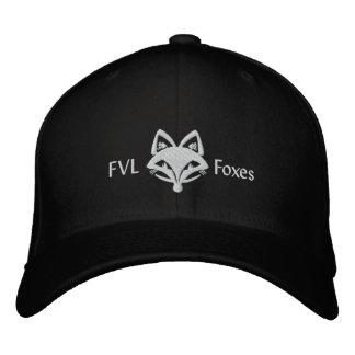 Los zorros de FVL bordaron el gorra