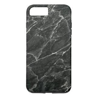 Losa de mármol negra funda iPhone 7 plus