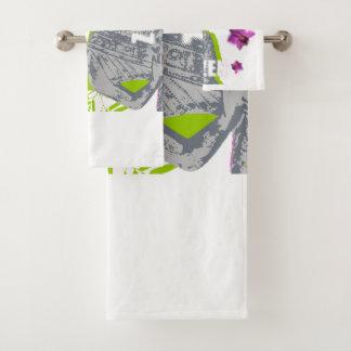 Lote de toallas de baño Buda Zen