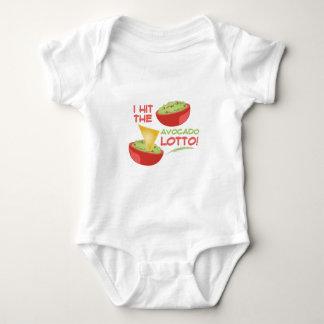 Loteria de Avacado Body Para Bebé