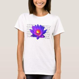Lotus brillante NMRK Camiseta