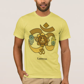 Lotus Buda Camiseta