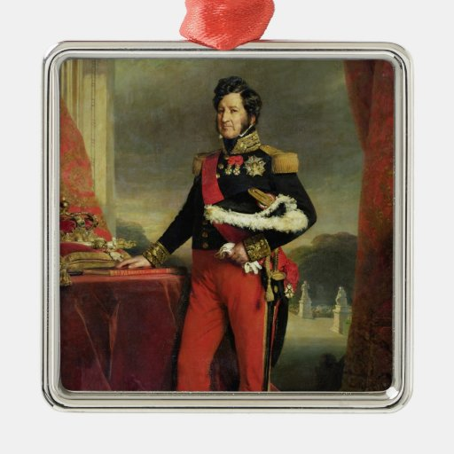 Louis-Felipe I, rey de Francia Ornamento Para Reyes Magos