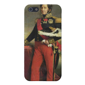 Louis-Felipe I, rey de Francia iPhone 5 Cárcasa