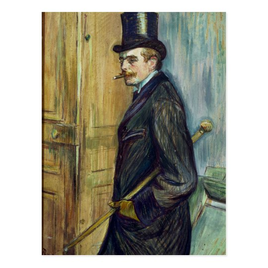 Louis Pascal, 1891 Postal