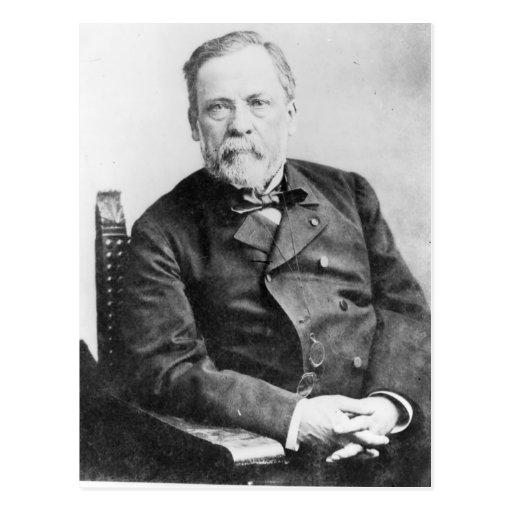 Louis Pasteur Tarjetas Postales