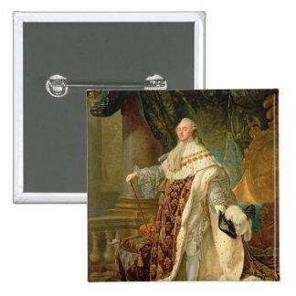Louis XVI (1754-93) (aceite en lona) Pins