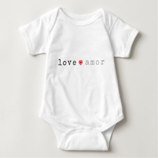 Love - Amor Camiseta