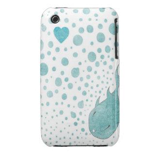 Love Bubbles iPhone 3 Case