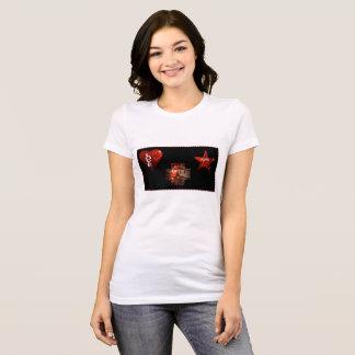 Love, Faith, Hope Camiseta