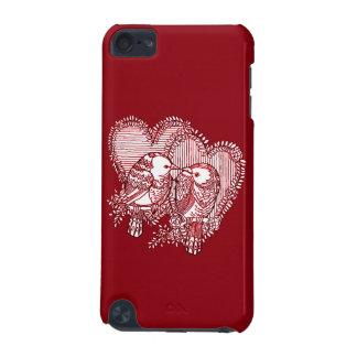 Lovebirds Carcasa Para iPod Touch 5G