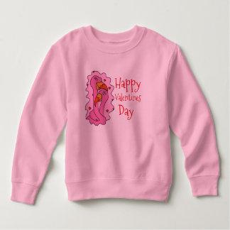 Lovebirds y camisa del día de San Valentín de los