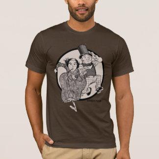 Lovelace y salto de Babbage Camiseta