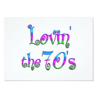Lovin los años 70 comunicados personales