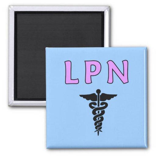 LPN médico Iman De Nevera