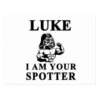 Lucas soy su TAPÓN Postal