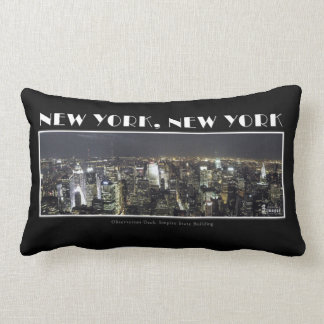 Luces de la almohada de New York City