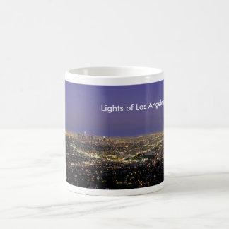 Luces de Los Ángeles Tazas De Café