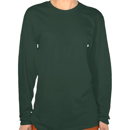 Luces de navidad de Amish Camisetas