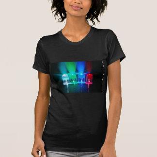 Luces LED Camiseta