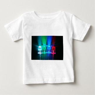 Luces LED Camiseta De Bebé